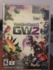 🔫Brand New!! Plants vs. Zombies: Garden Warfare 2 (PC, 2016) Factory Sealed!!🔫