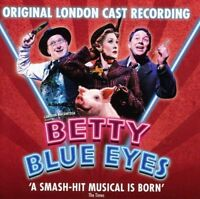 Original London Cast - Betty Blue Eyes [CD]
