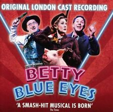 Original London Cast - Betty Blue Eyes [CD]