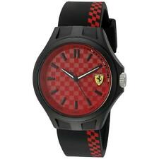 Ferrari Plastic Case Casual Watches