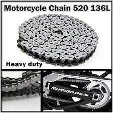 KMC 520 136 links Chain + Joint link Hyosung GV 250 Aquila USA 2004-2009