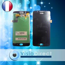 """Ecran complet pour Motorola Moto G5 5"""" noir vitre tactile + LCD"""
