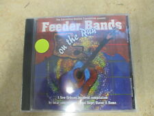 Feeder Bands On The Run - CD New Orleans Susan Cowsill, Anders Osborne