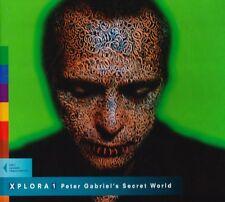 Peter Gabriel – Xplora 1 Peter Gabriel 's Secret World (Inteterakt.CD-Rom '94)