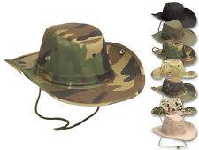 AB Rangerhut RipStop Tropenhut Buschhut Boonie Hat Hut Mütze S-XL
