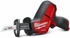Milwaukee M12CHZ0 12V Cordless Reciprocating Saw