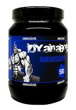 Dyanabol Aminosäuren 500 Tabletten Anabol Muskelaufbau Extrem BCAA Muskelaufbau