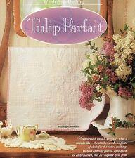 Tulip Parfait Quilt Pattern Wholecloth LJ