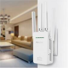 WiFi Repeater Wireless Router WLAN Signal Amplifier 2.4G ISP Range Extender