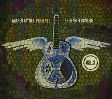 Warren Haynes - Presents Benefit Concert, Vol. 3 2CD Neu