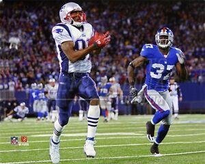 Randy Moss New England Patriots sideline sprint  8x10 11x14 16x20 photo 551