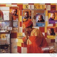 Congo Life - Kekele (CD 2005) NEW