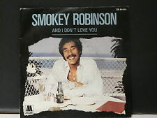 SMOKEY ROBINSON And I don't love you ZB61414