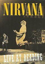 NIRVANA - LIVE AT READING * DVD R4 AUSTRALIAN.