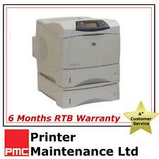 HP LaserJet 4200 4200dtn A4 Duplex & Network Ready Mono Laser Printer + Warranty