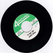 NORTHERN SOUL 45RPM - ANDREW BROWN ON 4 BROTHERS - RARE!