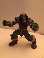 World Of Warcraft Orc Grunt Action Figure -  1998 Blizzard