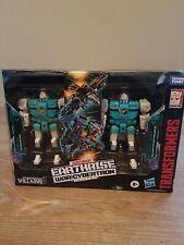 Transformers War for Cybertron Earthrise WFC-E30 Decepticon Clones 2-Pk