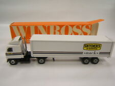 Winross Snyder's of Hanover Snacks 2nd Edition 1/64 Tractor Trailer MIB