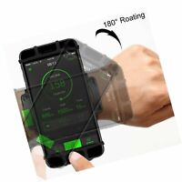 VUP Cell Phone Holder Wristband for iPhone XS Max/XS/XR/X/6S/7/8 Plus, Galaxy...