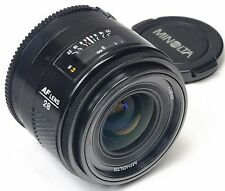 MINOLTA AF 28mm 2.8