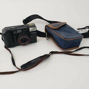 Vintage Canon Sure Shot Film Camera JAPAN With Original Case