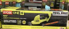 Ryobi One+ 18-Volt Lithium-Ion Cordless Battery Grass Shear and Shrubber Trimmer