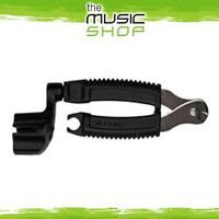 D'Addario Planet Waves Pro Guitar String Winder with String Cutter - DP0002