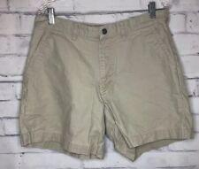 Patagonia Cargo Shorts Organic Cotton Mens Size 36 Beige