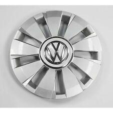 Original VW up! Radzierblende 14 Zoll Radkappe Reifen Räder silbergrau OEM