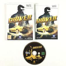 Driver - San Francisco Wii / Jeu Sur Console Nintendo Wii et Wii U