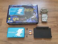 RARE Nintendo 3DS Monster Hunter 4 LIMITED Console Boxed