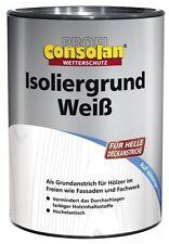 (22,76€/1l) Consolan Profi Isoliergrund weiß 2,5 Liter