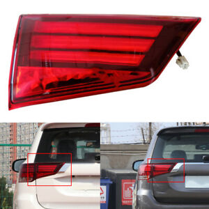 Left Rear Tail Inner Lamp Light Red Fit for Mitsubishi Outlander PHEV 2016-18 cr