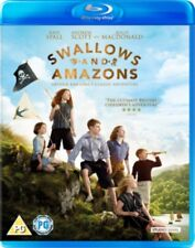 Swallows and Amazons BLU-RAY NUEVO Blu-ray (optbd2935)