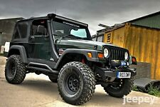 SOLD - 1997 Jeep Wrangler TJ 4.0L. Highly Modified, £1000's spent, 89000 miles