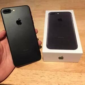 USED Apple iPhone 7 Plus 128GB Matte Black - Factory Unlocked, Complete