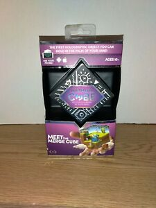 (NEW)Merge Cube Hold Holograms in Your Hand Virtual Game Toy for IOS Android New