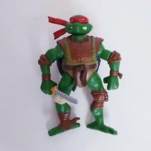 Raphael Paleo Patrol Teenage Mutant Ninja Turtles TMNT Action Figure 2005 13cm