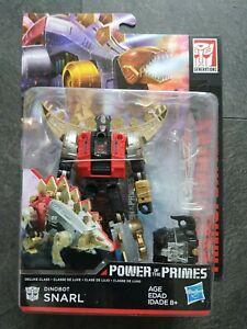 Transformers Power of the Primes Snarl  POTP