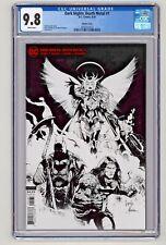 DC's Dark Nights: Death Metal #1 Capullo Sketch Variant CGC 9.8