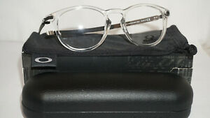 OAKLEY RX Eyeglasses New Oph Pitchman R (30) Clear OX8105-0450 50 19 140