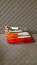 MERCEDES BENZ 124 TYPE 87-93 260D 300D 260E 300E TAIL LIGHT LEFT EXCELLENT USED