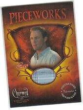 Charmed Connections - PWC4 Leo's Shirt - Brian Krause Pieceworks/Costume Card