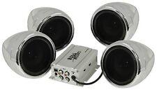 Boss Audio MC470B Motorcycle/UTV Speaker System 1000W Bluetooth