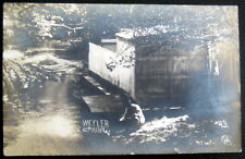 CUBA ~ 1915 ISLA DE PINOS (Isle of Pines) WEYLER SPRINGS ~ Real Photo PC  RPPC