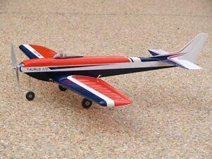 BMJR Models Taurus 1/2 Radio Control Laser Cut Model Aircraft Kit