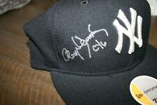 Roger Clemens Autographed NY Yankees Fitted Baseball Cap! COA!