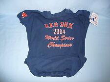 Boston Red Sox DOG/Pet T-SHIRT 2004 World Series CHAMPS size XXSmall  Sporty K9