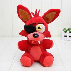 Five Nights At Freddy's Foxy FNAF Games Plush Toy Soft Stuffed Doll Kids Gift